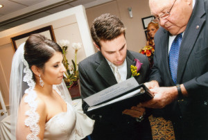 NYC Best Wedding Officiants for ceremonies with contract signing