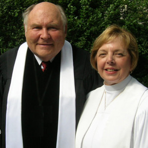 Wedding Officiants Ann and Bill Corbett in Floral Park NY